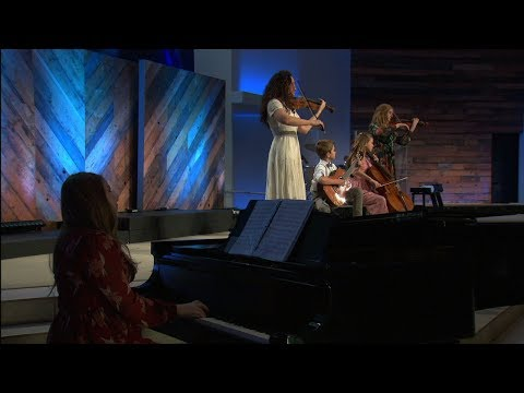 """Sound of Music Medley"" - Jenny Oaks Baker & Family Four"