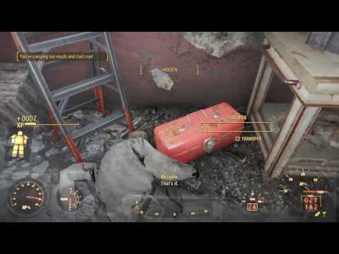 Fallout 4 Offshore (Far Harbor DLC Livestream pt 4)