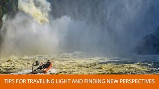 Tips for Traveling Light and Finding New Perspectives, with Ralph Lee Hopkins