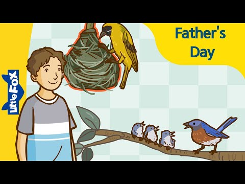 Father's Day   Stories for Kids   Celebrates Father's day   Educational Stories for Kids