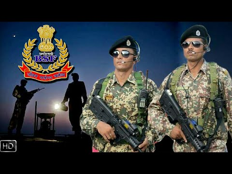 BSF - India's First Line of Defence | Border Security Force Documentary 2018 (Hindi)