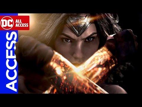 Wonder Woman Music LIVE + Arkham Underworld