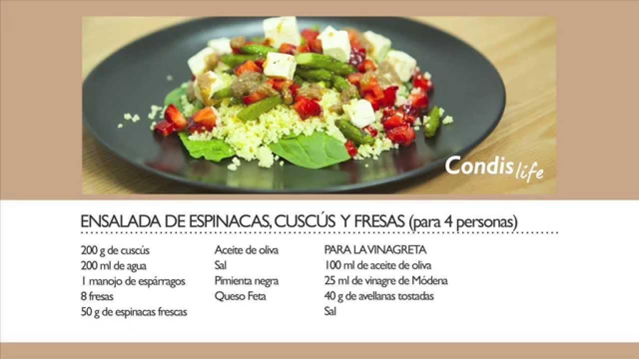 Image Result For Recetas De Cocina En Ingles De Ensaladas