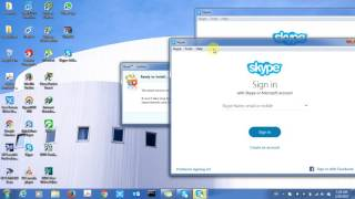 How to use multi Skype Account in the same time with your Computer?