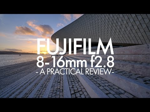 Fujifilm XF8-16mm f2.8 - A Practical Review