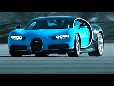 Bugatti Chiron Review World Premiere 2016 Official New Bugatti ...