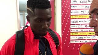 VIDEO: Ambroise Oyongo après Reims
