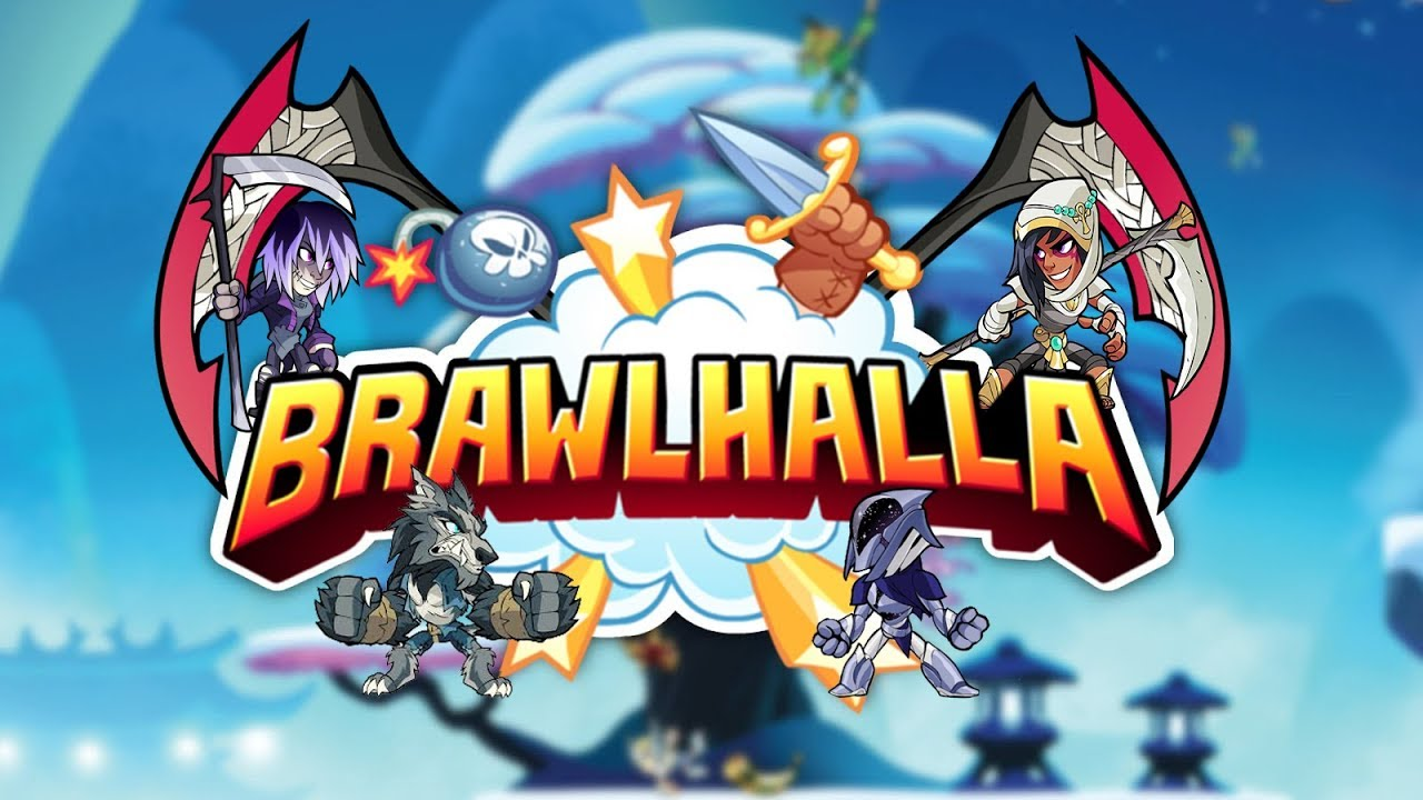 BRAWLHALLA COMBOS - HOW TO PLAY BETTER WITH SCYTHE ON PS4/CONTROLLER - 15  EASY COMBOS