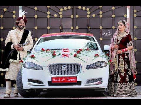 Harbaldeep + Harpreet | Punjabi Wedding Highlight | SHANTYPHOTOGRAPHY