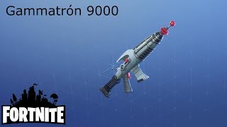 Energy Bursts / Gammatron 9000 Fortnite: Saving the World #427