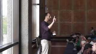 Ethics and Islam - Friday Khutba 10 May 2013