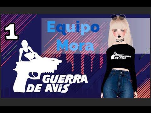 GUERRA DE AVIS IMVU- RONDA 1- EQUIPO MORA (Premio 100k creditos)