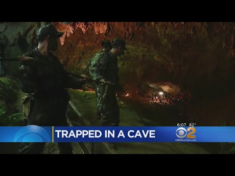 Cave Expert On The Thailand Soccer Team Rescue