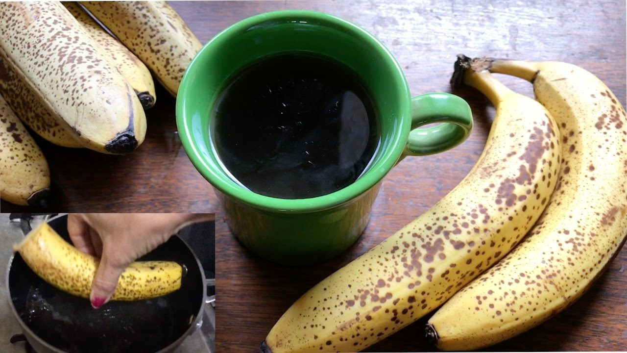 Boil Bananas And Drink The Water