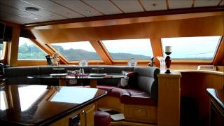 2006 Hargrave Yacht 95' Sky Lounge