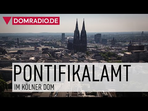 Pontifikalamt im Kölner