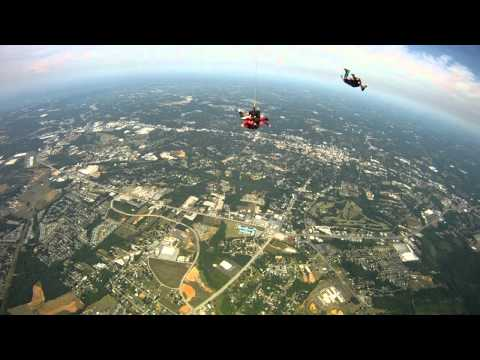 Flying Tigers Sport Parachute Center – May Jumps #2