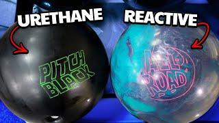 Bowling Ball Review: Urethane vs Reactive Bowling Balls
