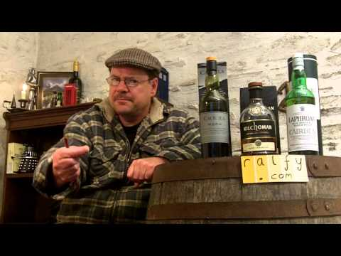 whisky review 293 - Introducing Young Islay Malts