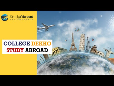 Choose the Right College to Study Abroad with CollegeDekho - www.collegedekho.com