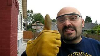 Alex's Bobcat hand signals