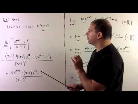 General Method for Integer Power Sum Formula