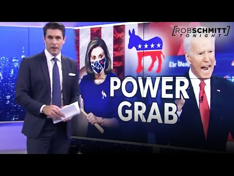 Biden's power grab | Rob Schmitt
