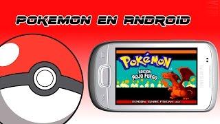 Descargar pokemon en android (Samsung galaxy mini)