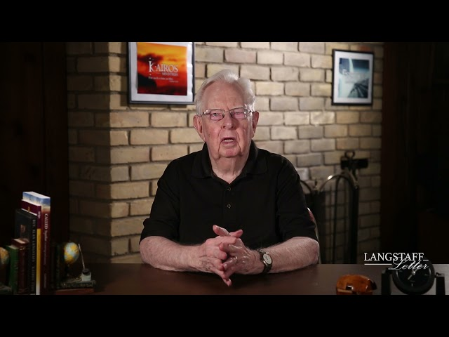 Odds and Ends - The Langstaff Letter