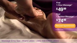 Massage Envy Spa - Miami Lakes National Branding