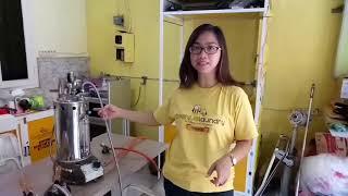 Cara menggunakan setrika uap di bee...