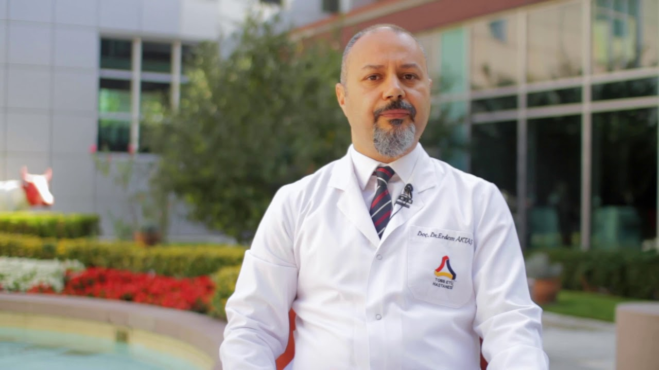 Doç.Dr. Erdem Aktaş - Diz Kireçlenmesi