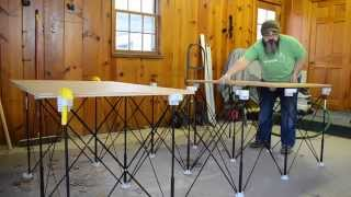 The Centipede Sawhorse And Mbw