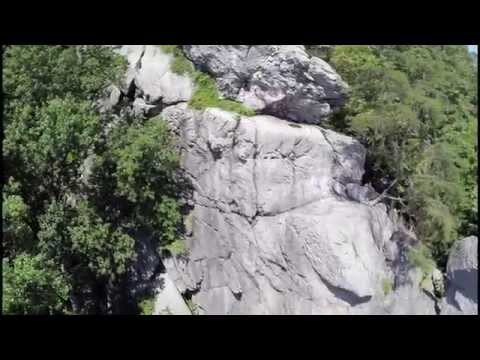 Harford County Beauty from Above: Rocks State Park