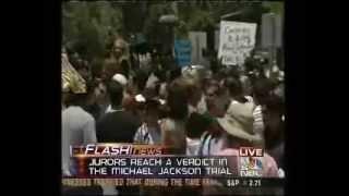 Mesereau & Yu: Pt. 2 / 5 - MSNBC Coverage Before The Michael Jackson Verdict - 6/13/05