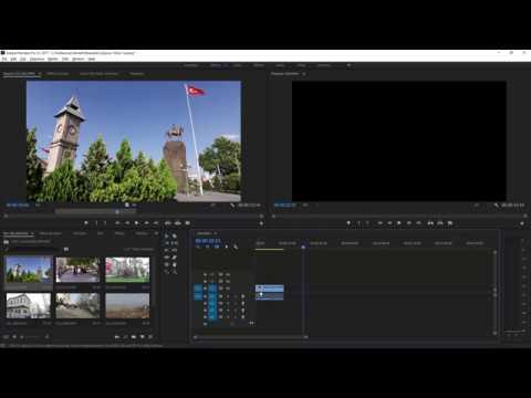Premiere Pro Eğitimi 05  -  Videoları kaynak monitörunde incelemek