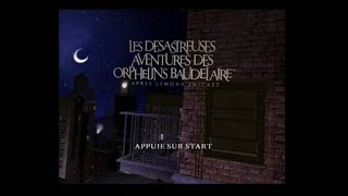 """Download Mp3  Ps2  Introduction Du Jeu """"les Désastreuses Aventures Des Orphelins Baudela"""