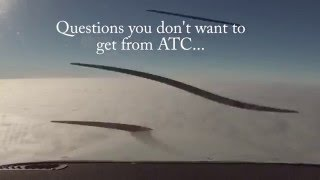 Why VFR Over-The-Top is not a Good Idea