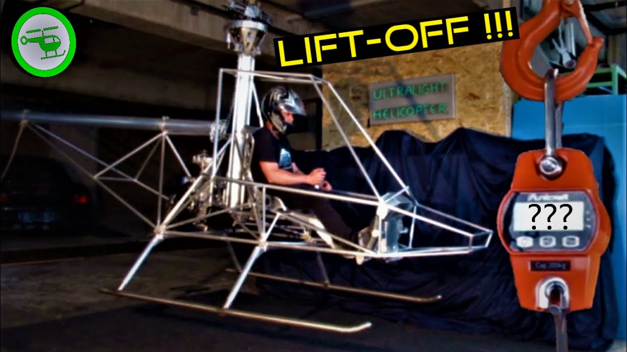 Weight and Balance Basics EXPERIMENTAL HELICOPTER BUILD SERIES (Part 20)