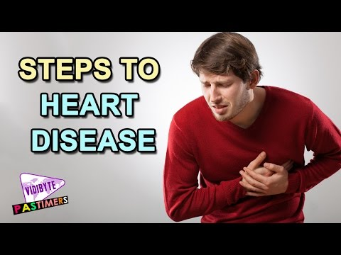 8 Steps to Prevent Heart Disease : Heart Healthy Diet || Health Tips