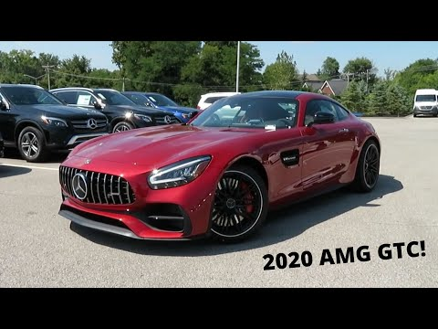 2020 Mercedes-AMG GTC Review! (repost)