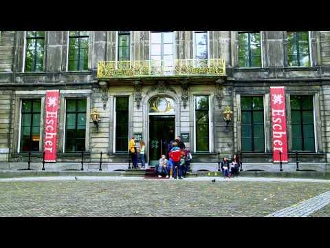 Den Haag in 3 minuten, rechtenvrije beelden