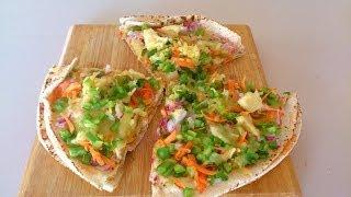 Episode 109 Lebanese Bread Pizza