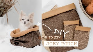 Sewing Joey Pouches | Australian Wildfire Crisis | Save Australian Wildlife
