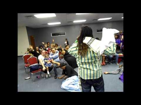 Holy Spirit Impartation -  Macon Revival