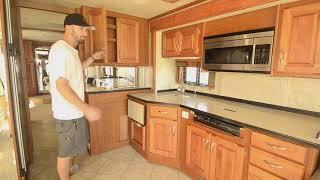 RV Sales of Oregon 2006 Holiday Rambler Endeavor Stock # CA2565