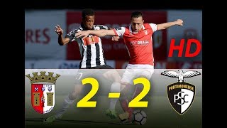 Video Gol Pertandingan Sporting Braga vs Portimonense