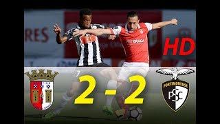 Video Gol Pertandingan Vitoria de Setubal vs Sporting Braga