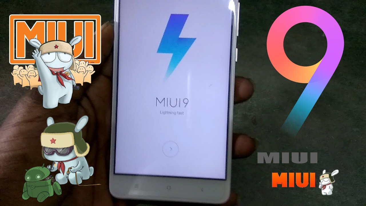 How To Install Miui 9 Redmi Note 4 Without Unlock Bootloader
