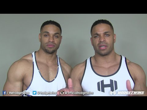 Training Abs Everyday For More Gains @hodgetwins